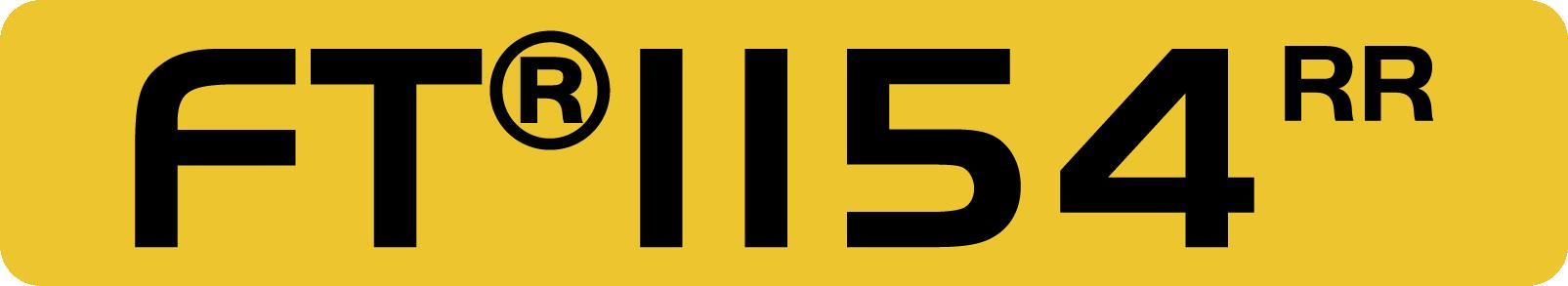 FTR 1154 RR