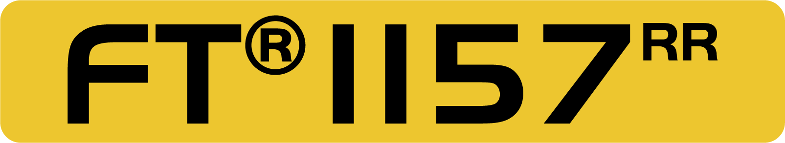 FTR 1157 RR