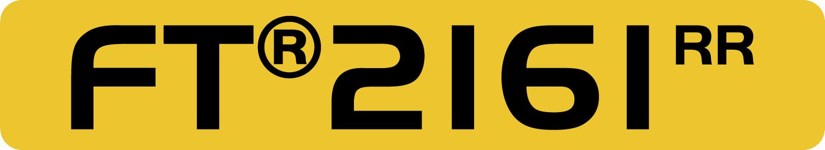 FTR 2161 RR