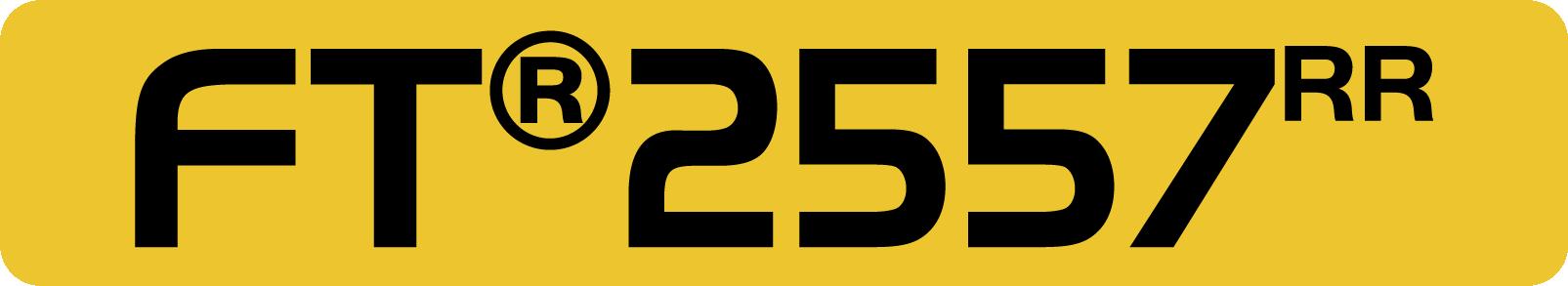 FTR 2557 RR